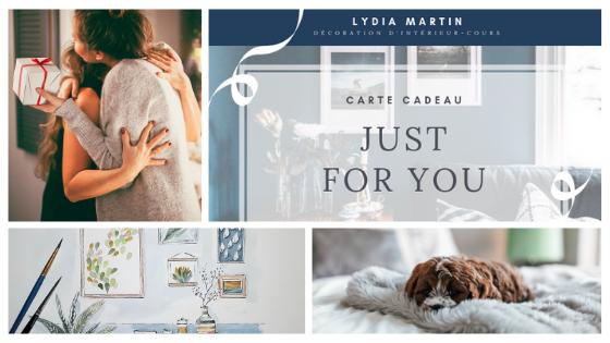 Carte cadeau cours de decoration dessin et aquarelle loir et cher lydia martin 1