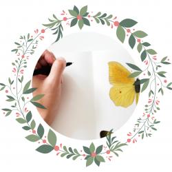 Carte cadeau cours de dessin et aquarelle