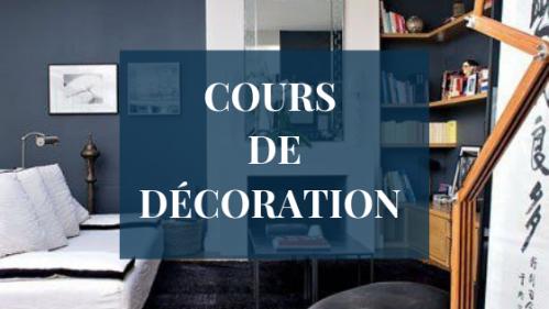 Cours particuliers de decoration loir et cher