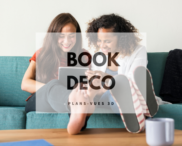 Decoration interieure book deco plans vues en perspectives