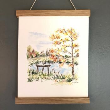 peinture sologne