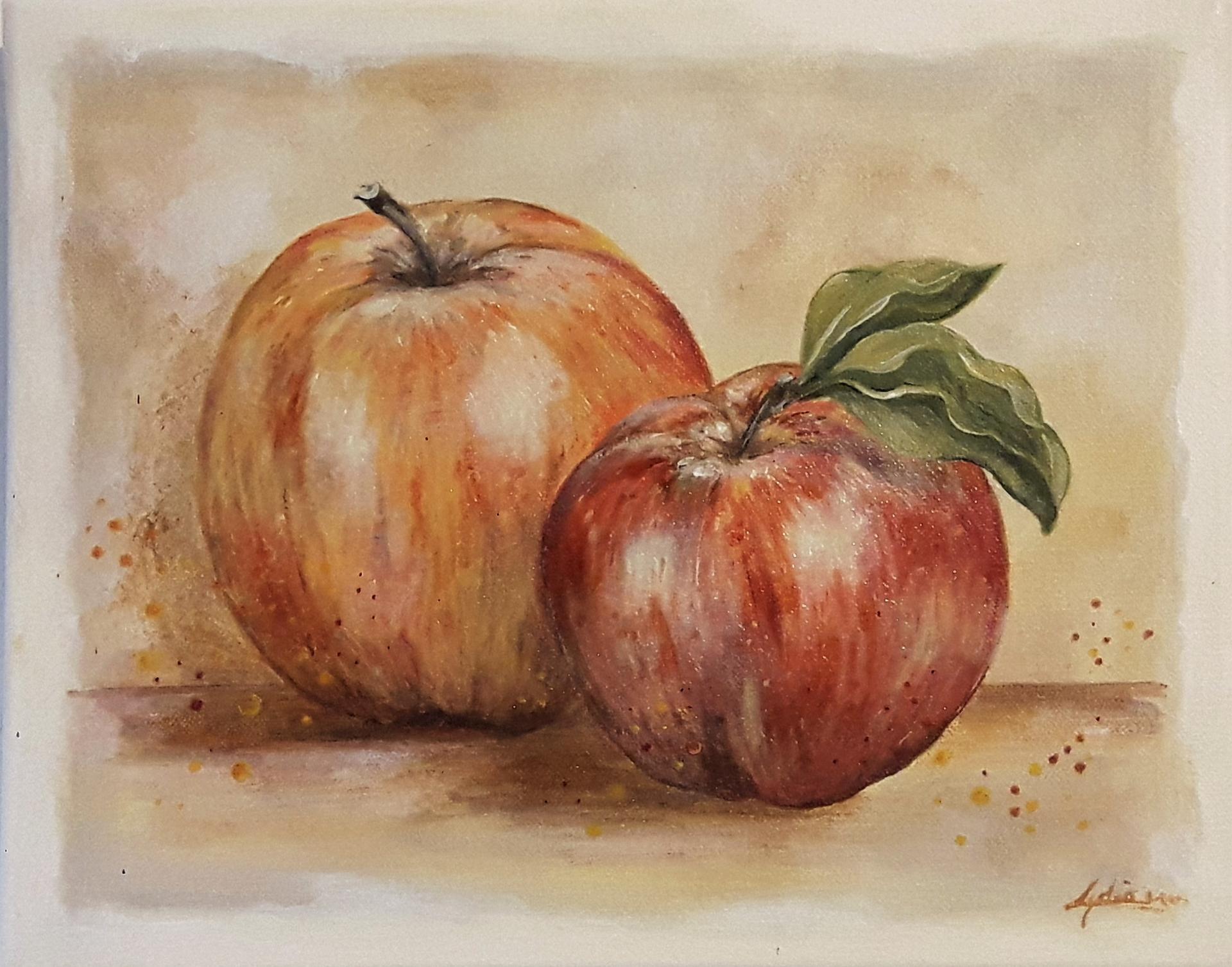 Les 2 pommes
